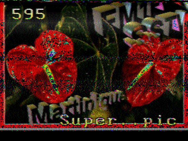 martinique SSTV