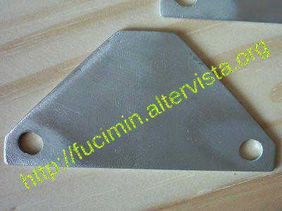 homemade aluminium plate capacitor