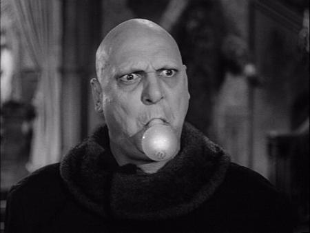 resemblance with uncle fester